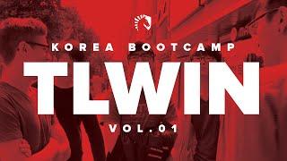 TLWIN Vol.01 | Korea Bootcamp - Captain America