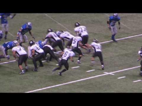 Port Lavaca Calhoun Sandcrabs vs. Austin McCallum Knights: 11.28.09_4A Regional Playoffs