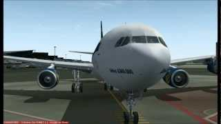 FS2004 - Shuttle Flight - Chicago to New York JFK on IVAO