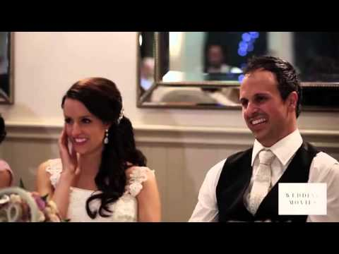 WATCH This Best Man Turn Six Songs into an Emotional Wedding Speech MetroLyrics