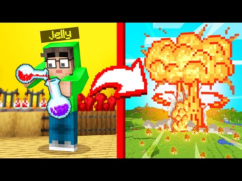 MINECRAFT EXPERIMENTS Gone WRONG! (Fail)