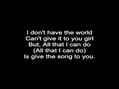 leon thomas III - song to you lyrics