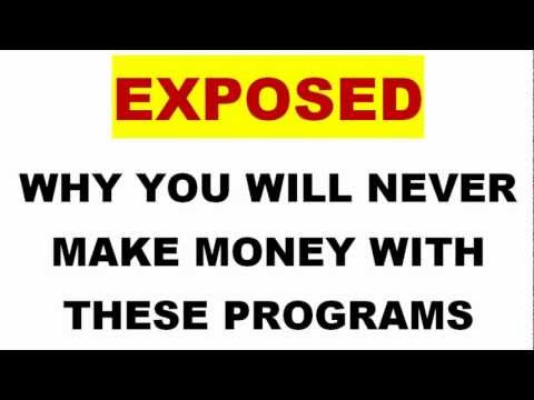 Exposed...Why These Products Will Do Nothing But Get You In Debt