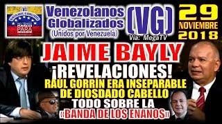 JA ME BAYLY   REVELACl0NES   Gorrín Era LNSEPARABLE De Cabello – Todo Sobre La BANÐA DE LOS ENAN0S