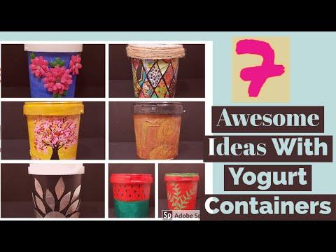 7 Yogurt Container