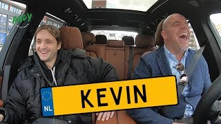 Kevin - Bij Andy in de auto! (English subtitles)