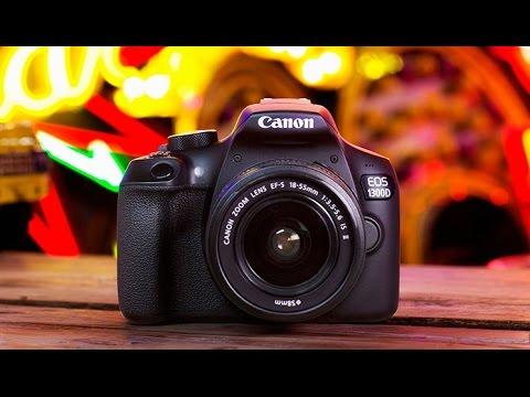 Canon EOS 1300D: Review