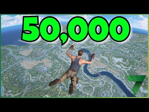 ROAD TO 50,000 SUBS   Rules of Survival