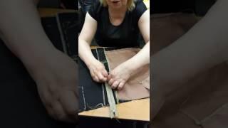 подкладка под юбкой видео