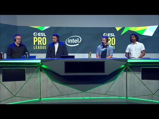 CS:GO - Cloud9 vs. Ghost | eUnited vs. Infinity - ESL Pro League Season 9 - Americas Round 2