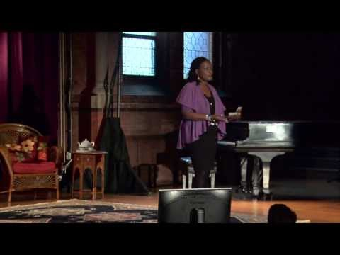 Want your enterprise to change the world? Start with yourself! Liz Ngonzi at TEDxCornellU