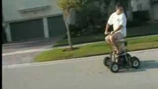 Mike Beans 125cc Barstool Racer