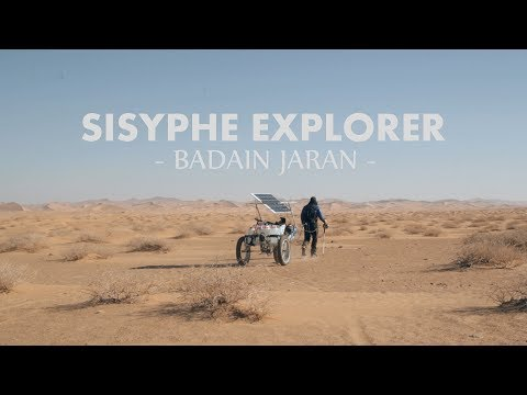-Traversée du Badain Jaran- LE FiLM  l  Trekking extrème en Chine et survie en milieu désertique.