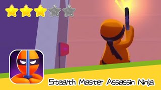 Stealth Master - Assassin Ninja Game Walkthrough Become the best killer! Recommend index three stars