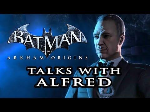 Batman: Arkham Origins - Talks with Alfred |