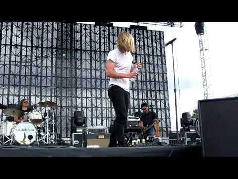 """""""Meant To Live"""" in HD - Switchfoot 5/22/10 Washington DC"""