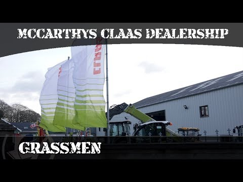 McCarthys CLAAS Dealership Co. Cork