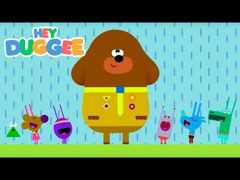 The Raindance Badge - Hey Duggee Series 1 - Hey Duggee