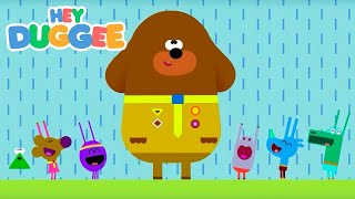 The Raindance Badge - Hey Duggee Series 1 - Hey Duggee