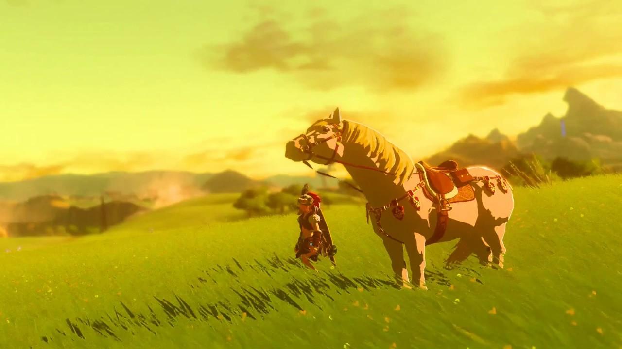 Breath Of The Wild Bosses >> Legend of Zelda: BOTW: The Final Boss: Dark Beast Ganon - YouTube