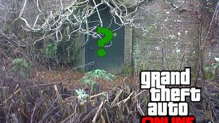 Geheime Versteckte Tür ( + Wo Führt Der Weg Hin! ) - GTA 5 Online - Easteregg Mythen