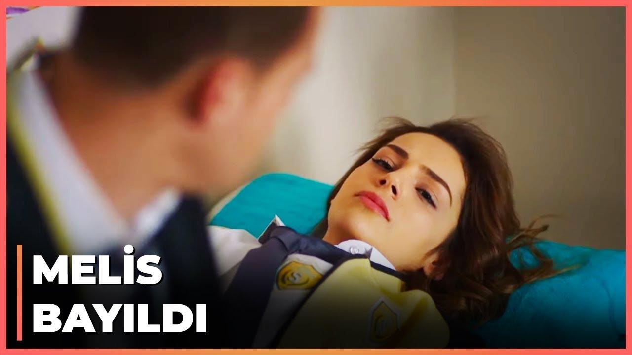 Melis, Okulda Baygınlık Geçirdi, Kerem Özür Diledi - Güneşi Beklerken 24. Bölüm