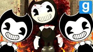KILLING BENDY! | Bendy and the Ink Machine GMOD (BATIM Garrys Mod)