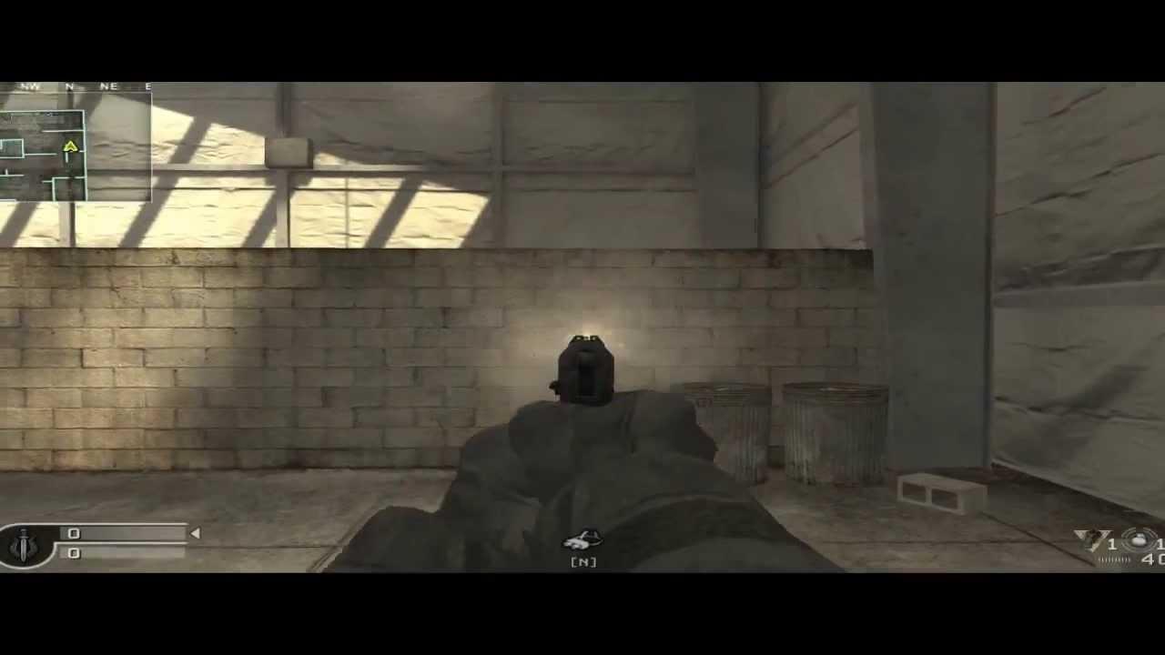 Cod4 Fast Fire Bind