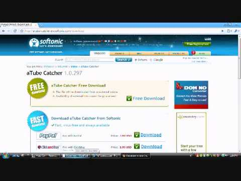 How To Download Atube Catcher For Free