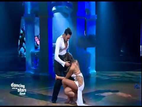 DWTSME - Dalida Khalil dancing Rumba to