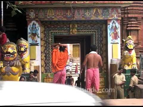 City of temples - Bhubaneshwar