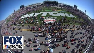 Here is exactly what the atmosphere is like for a driver before the Daytona 500 | NASCAR RACEDAY