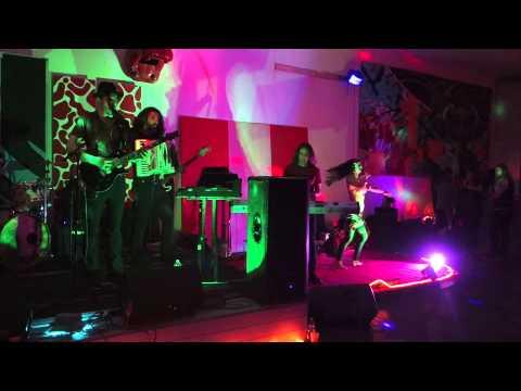 Lantz Lazwell & The Vibe Tribe feat. Jayna Manoushe (Sword Dance)- original song - Borrowed Time