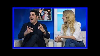Breaking News | Jason Biggs and Jenny Mollen talk about game show 'My Partner Knows Best'