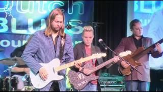 Leif de Leeuw Band - Winner of the Dutch Blues Challenge 2014