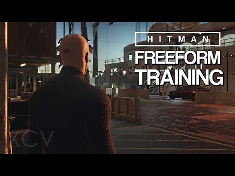 Hitman 2016 Beta Gameplay - DEATH BY EJECTOR SEAT | Doovi