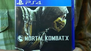 Mortal Kombat X (PlayStation 4) James & Mike Mondays(Let's Play Mortal Kombat X! A video game for Playstation 4! For this weeks gameplay we play a PS4 video game for the first time on the show! Watch us stumble ..., 2015-04-20T04:18:53.000Z)