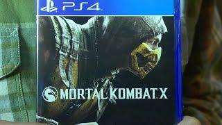 Mortal Kombat X (PlayStation 4) James & Mike Mondays