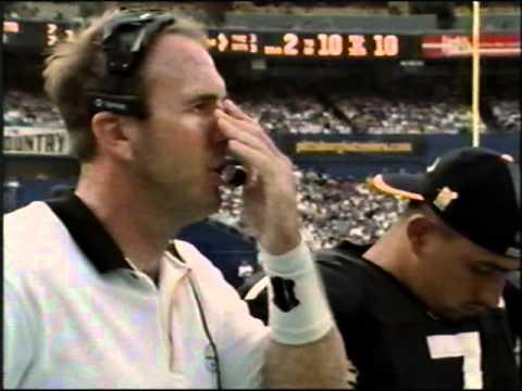 1998 NFL Week In Review - Week 4 STEELERS
