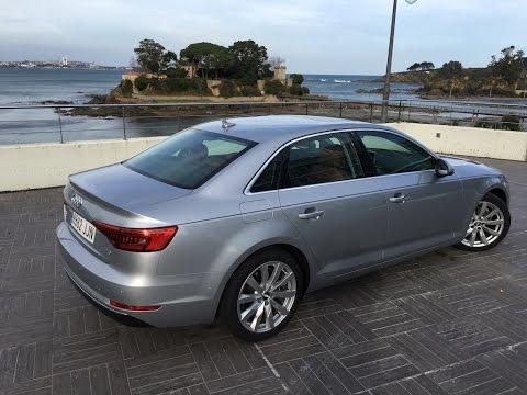 Audi A4 Berlina TDI 190 S tronic - Prueba revistadelmotor.es
