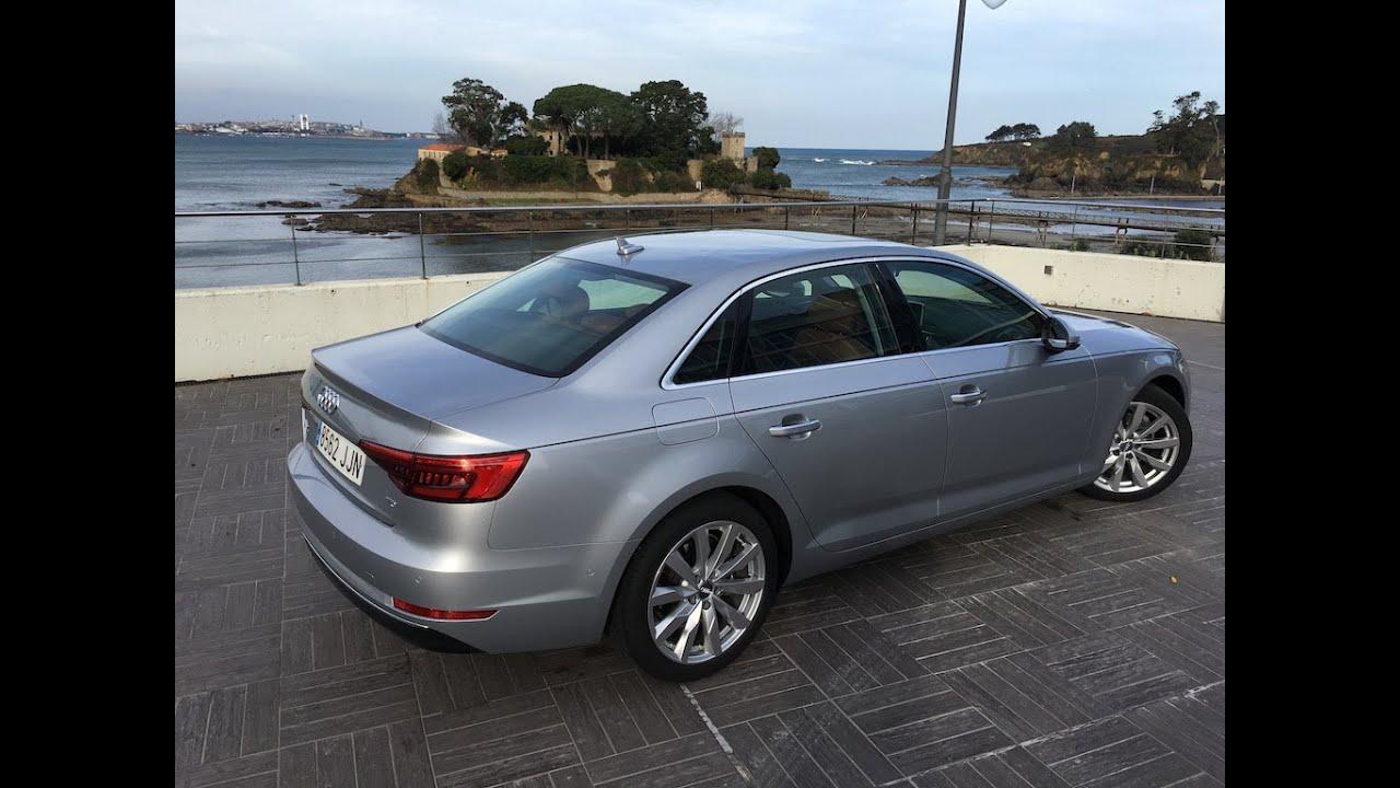 Audi a4 berlina tdi 190 s tronic prueba revistadelmotor for Lunghezza audi a4 berlina