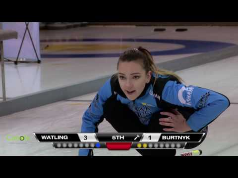 2017 Canola Junior Women Provincial Curling Championship