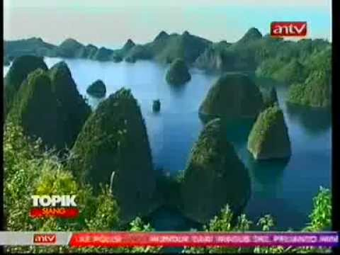 iproud---pulau-wayag-raja-ampat,-wisata-pulau-karang-nan-molek.flv