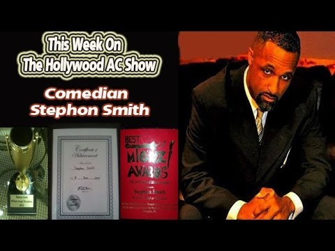 The Hollywood AC Show With Stephon Smith