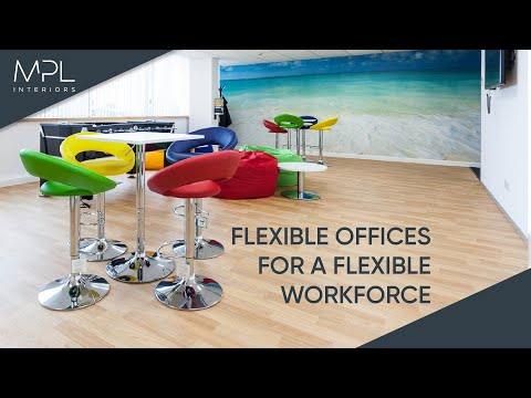 Workplace trends: remodelling your office to accommodate flexible working & freelancers