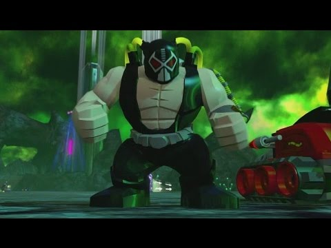 LEGO Batman 3 - Bane (Unlock Location + Free Roam Gameplay ...