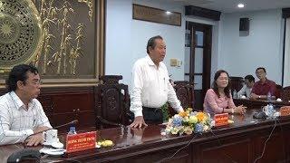 Tin Tức 24h  : Phó Thủ tướng Trương Hòa Bình trao tặng quà cho đồng bào Khmer nghèo ở Bạc Liêu