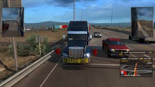 American Truck Simulator - New Mexico DLC gameplay ULTRA SETTINGS 60FPS