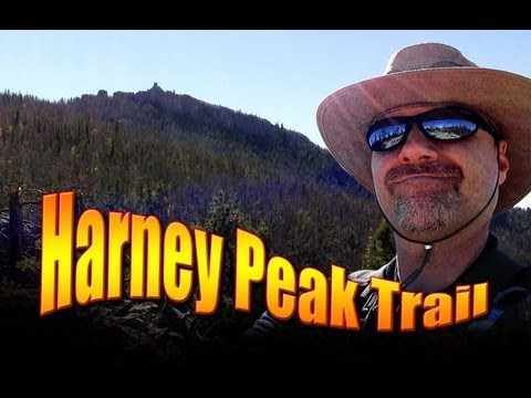 Backpacking the Harney Peak Trail #9 North & South -- Black Hills National Forest, SD