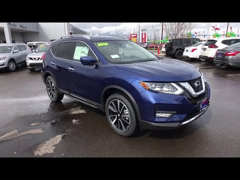 2018 Nissan Rogue Reno, Carson City, Northern Nevada, Roseville, Folsom, NV A6051